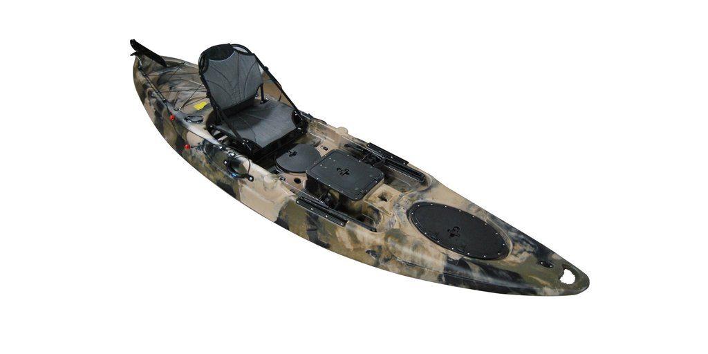 Bkc Uh Ra220 Kayak Review Outdoor Expert